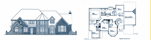 Gort Custom Homes Floor Plans